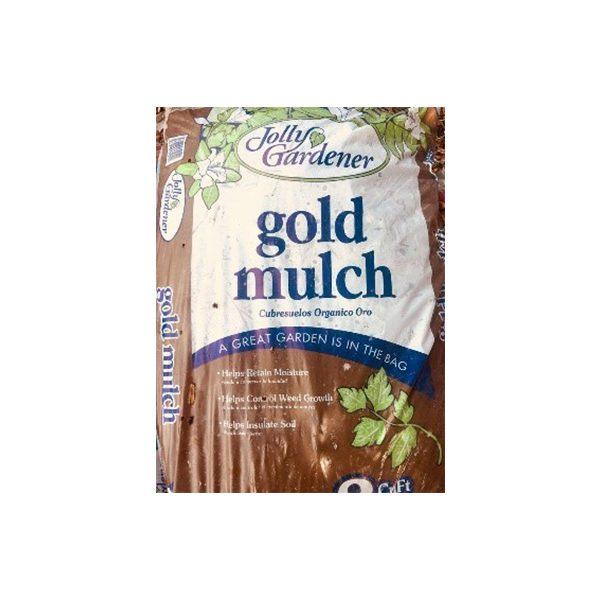 Jolly Gardener Gold Mulch Jacksonville FL