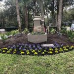 Commercial landscaping in Ponte Vedra Beach by Rockaway - at Cypress Creek